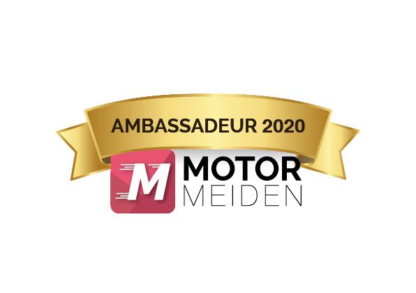 Ambassadeur motormeiden.tv