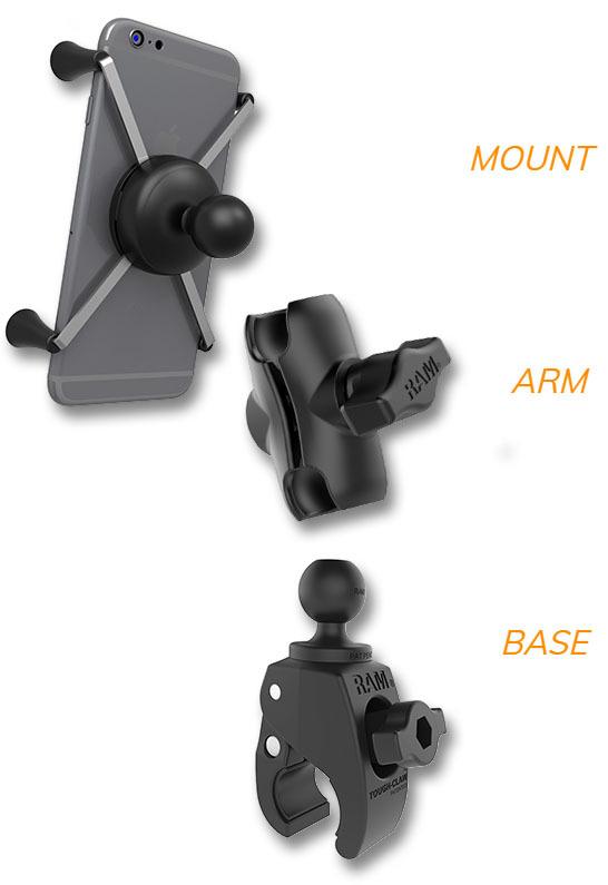 Handleiding RAM Mount