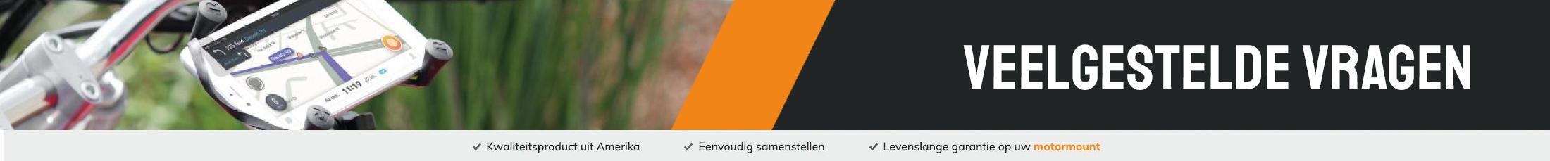 Motormount.nl - veelgestelde vragen