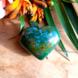 Chrysocolla hart ( Peru ) 02