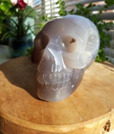 Agaat schedel /skull