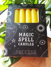 Magic Spell kaarsen ( Succes )