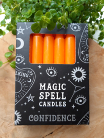 Magic Spell kaarsen ( Confidence )