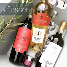 Wijnpakket Villa Matilde 3 flessen