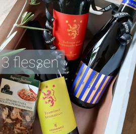 Wijnpakket Antonutti 3 flessen