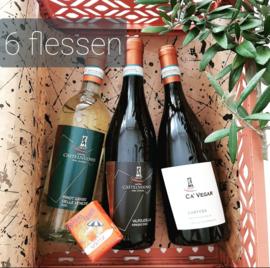 Wijnpakket Castelnuovo del Garda 6 flessen