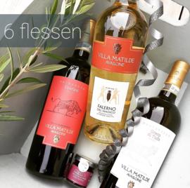 Wijnpakket Villa Matilde 6 flessen
