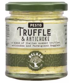 Pesto artisjok truffel Belazu 165g