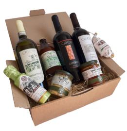 Ciù Ciù wijn en delicatessen