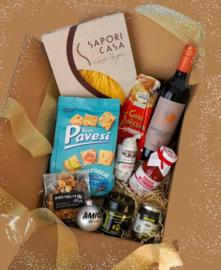 Italiaans kerstpakket medium