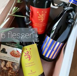 Wijnpakket Antonutti 6 flessen