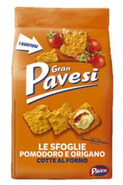 Crackers Gran Pavesi Tomaat en Oregano 190g