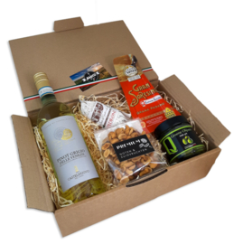 Borrelbox witte wijn - Pinot Grigio