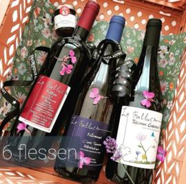 Wijnpakket La Fralluca 6 flessen