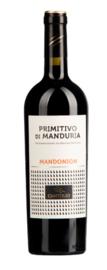 Cantolio Primitivo di Manduria Mandonion 2019