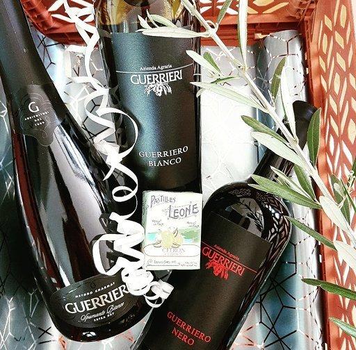 Wijnpakket Italiaanse wijnen