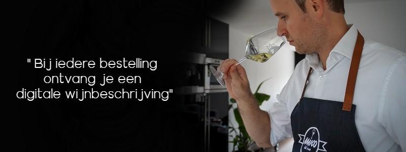 Gratis wijnbeschrijving