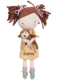Little Dutch pop Sophia met aapje en eigen naam