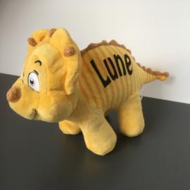 DINO vriendje geel