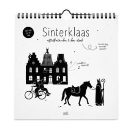 Sinterklaas aftelkalender & doeboek