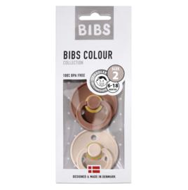 Bibs speen woodchuck/blush T2