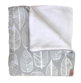 Tuck-Inn® ledikantdeken Beleaf Warm Grey