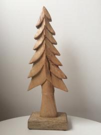 Mango houten kerstboom