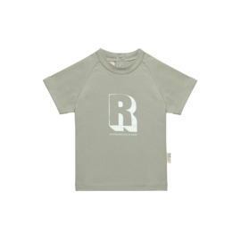 T shirt Roomservice green