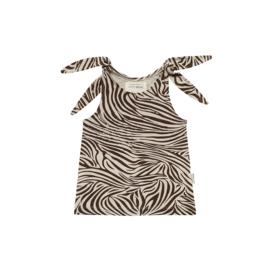 Tanktop Zebra