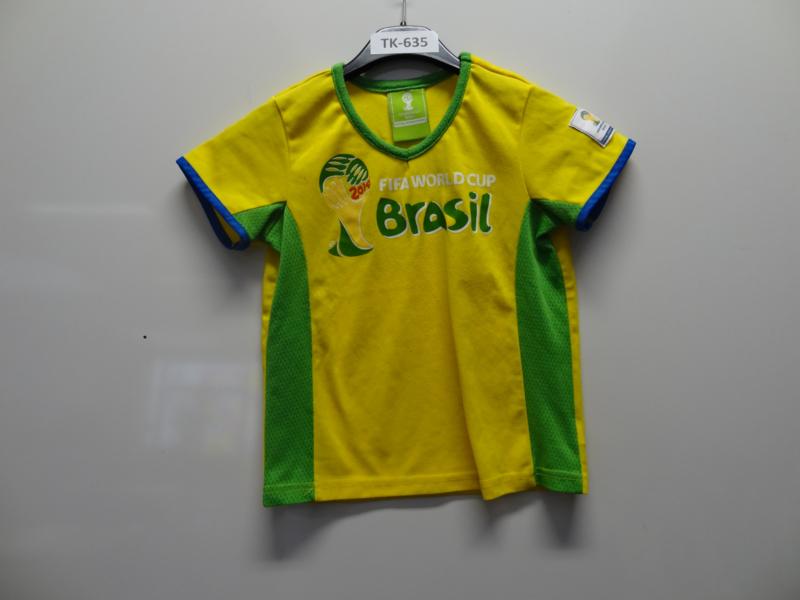 TK-635 Shirt Brasil