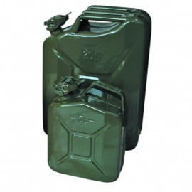Jerrycan staal 5 liter