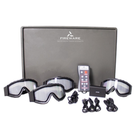FireWare Nebula Smoke Simulation Masks - Mini-set