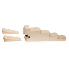 Timberjack A, trapblok