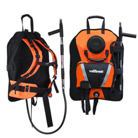 VFT 20L Backpack Water Pump Orange + VF Double Eff