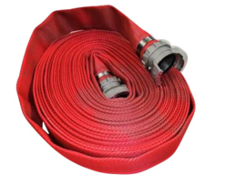 Persslang ROOD 45mm/20m DSP45, inclusief rubber manchetten