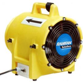 RAMFAN UB20 draagbare ventilator