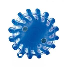 Combi flare batterij blauw los