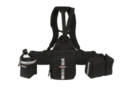 True North firefighter backpack Spyder Gear zwart