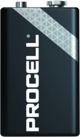 Duracell Procell Alkaline batterij 9V (10st)