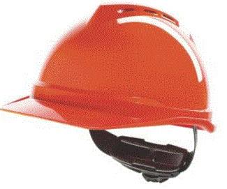 MSA V-gard 500 oranje