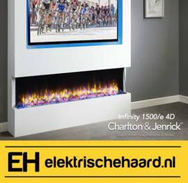 Charlton & Jenrick Infinity fx1500 - Elektrische haard inbouw