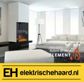 Element4 Bidore 80XH/e - Elektrische hoekhaard met App bediening