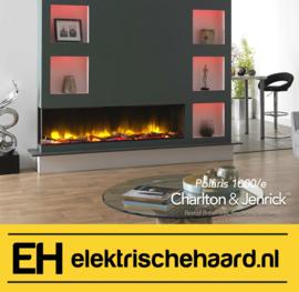 Charlton & Jenrick Polaris fx160/e - Elektrische haard inbouw