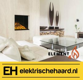 Element4 Modore 80/e - Elektrische haard met App bediening