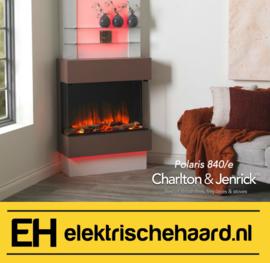 Charlton & Jenrick Polaris 840/e - Elektrische haard inbouw