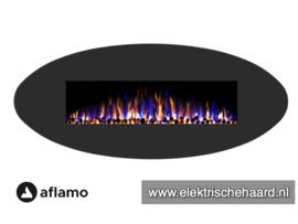Aflamo Canyon - Elektrische LED wandhaard