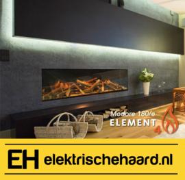 Element4 Modore 180/e - Elektrische haard met App bediening