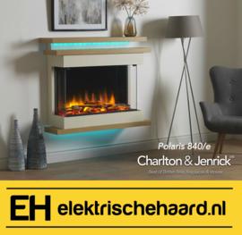 Charlton & Jenrick Polaris fx840 - Elektrische haard inbouw