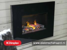 Waterdamp haard Magenta XL Black - Dimplex elektrische Opti Myst® sfeerhaard