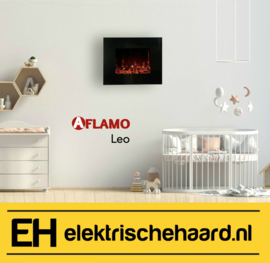 Aflamo Leo - Elektrische wandhaard
